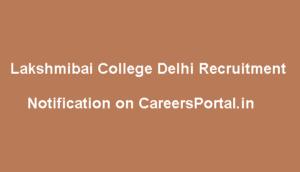 Lakshmibai College Delhi