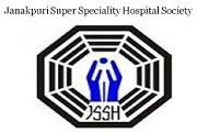 Janakpuri Super Speciality Hospital jssh logo jobs